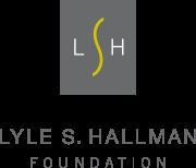 Lyle S Hallman Foundation logo